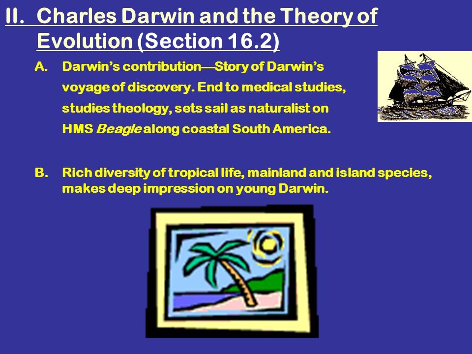 an introduction to the life of charles darwin His theory is simply stated in the introduction: as many more individuals of each species are born than can possibly survive and as  despite repeated bouts of illness during the last twenty-two years of his life, darwin's work continued  the complete works of charles darwin online – darwin online darwin's.