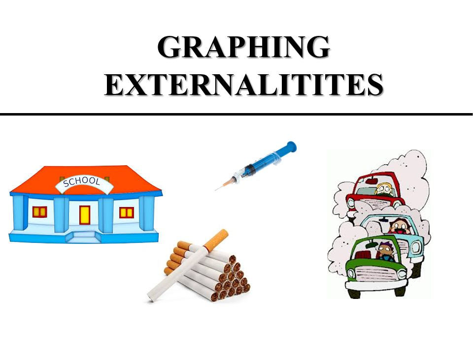 GRAPHING EXTERNALITITES