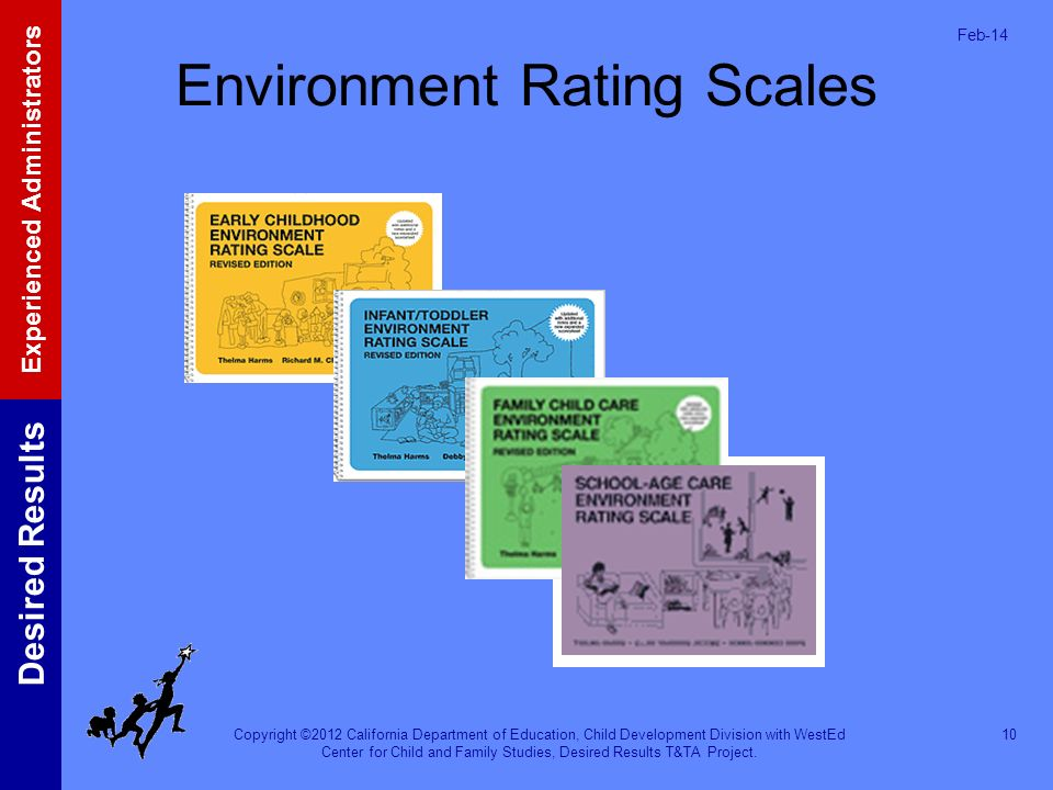 Environment Rating Scales