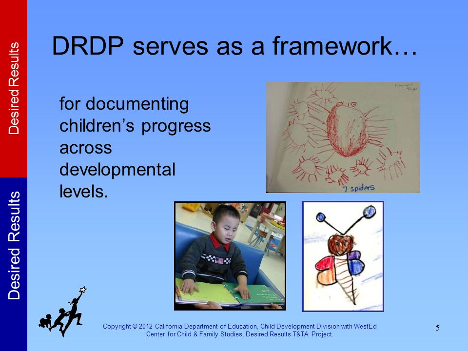 DRDP serves as a framework…