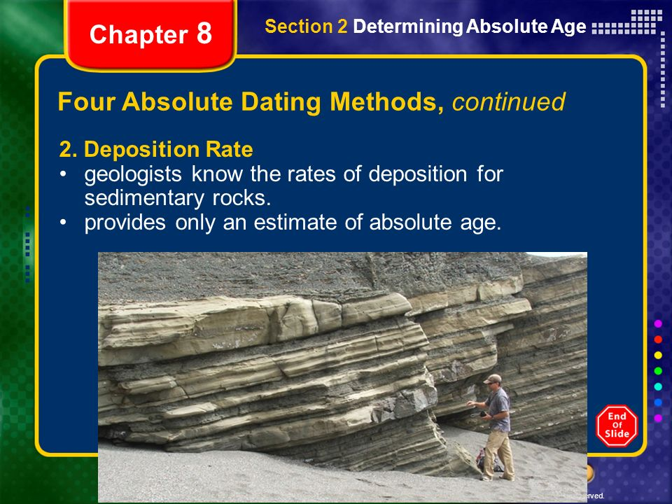 The Radiometric Dating Of An Igneous Rock Provides What