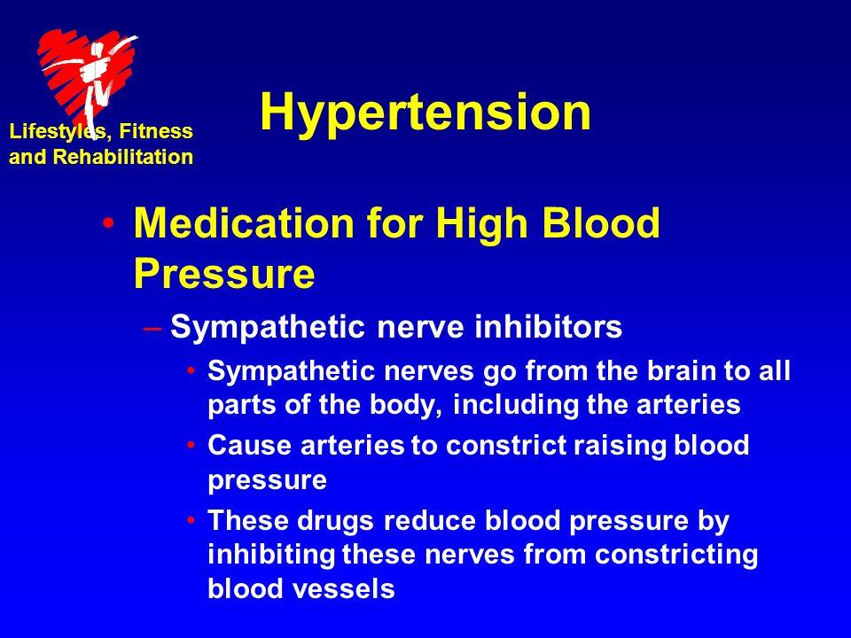 Hypertension Medication for High Blood Pressure