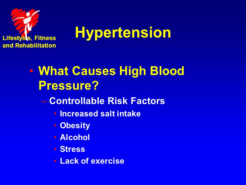 Hypertension What Causes High Blood Pressure