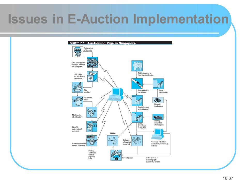 Issues in E-Auction Implementation