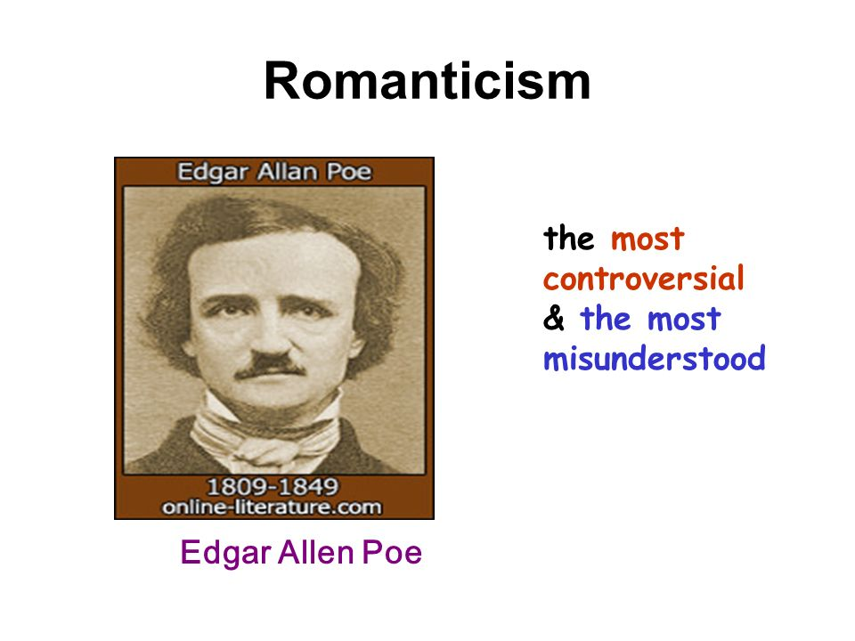 Romanticism the most controversial & the most misunderstood