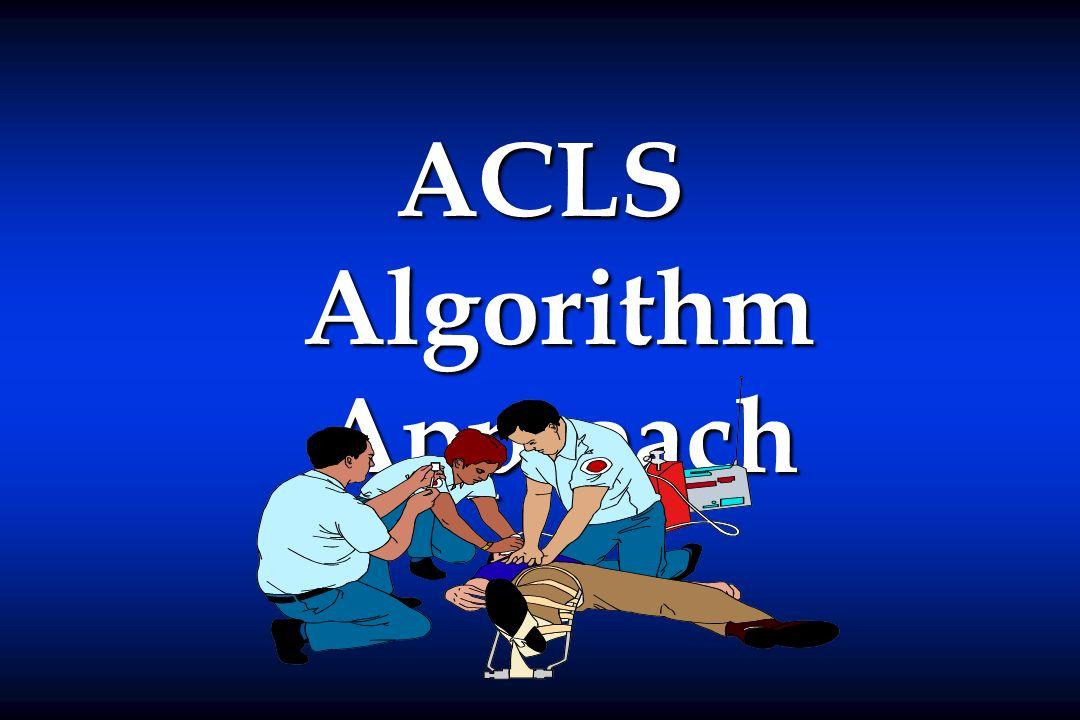 ACLS Algorithm Approach