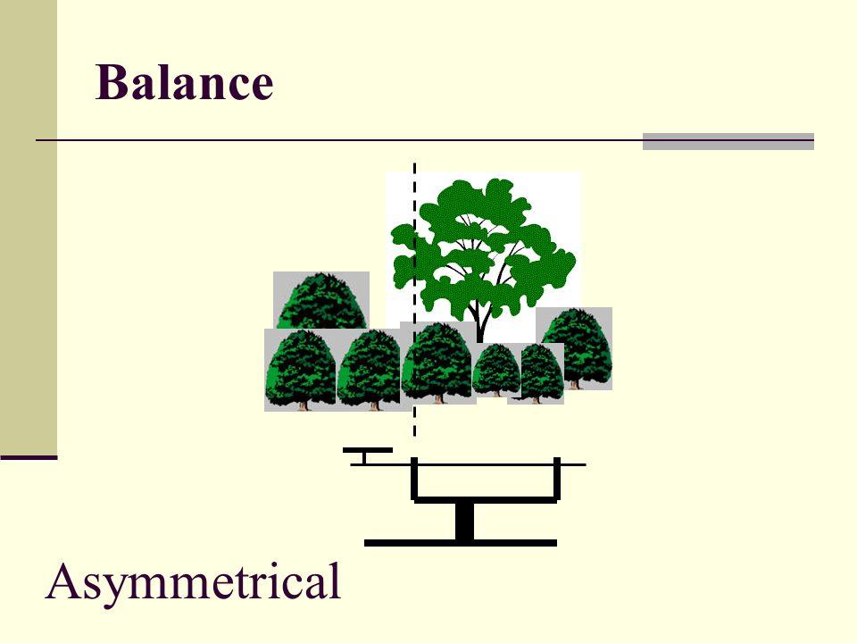 Balance Asymmetrical