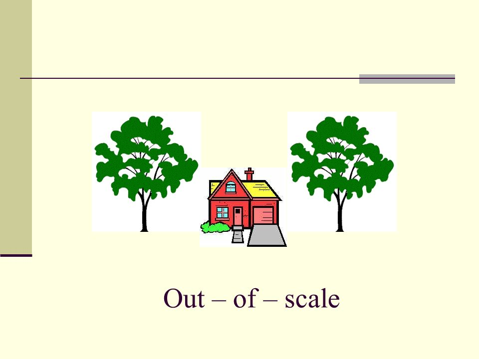 Out – of – scale