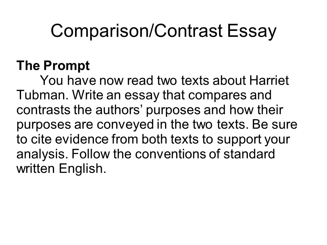 compare and contrast essay on two types of music Prior to glancing at the list of comprehensive compare and contrast essay topics, understand how to write an essay of this type compare the two elements.