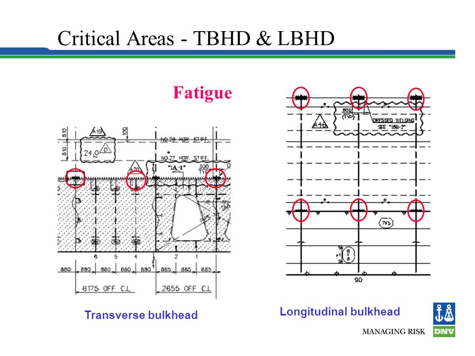 Critical Areas - TBHD & LBHD