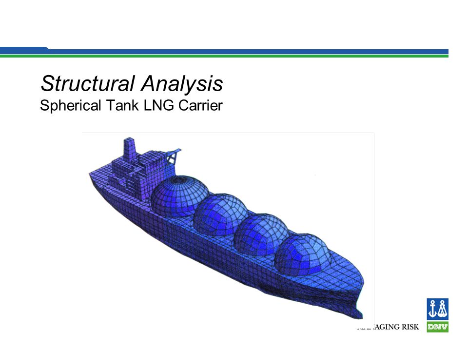 Structural Analysis Spherical Tank LNG Carrier