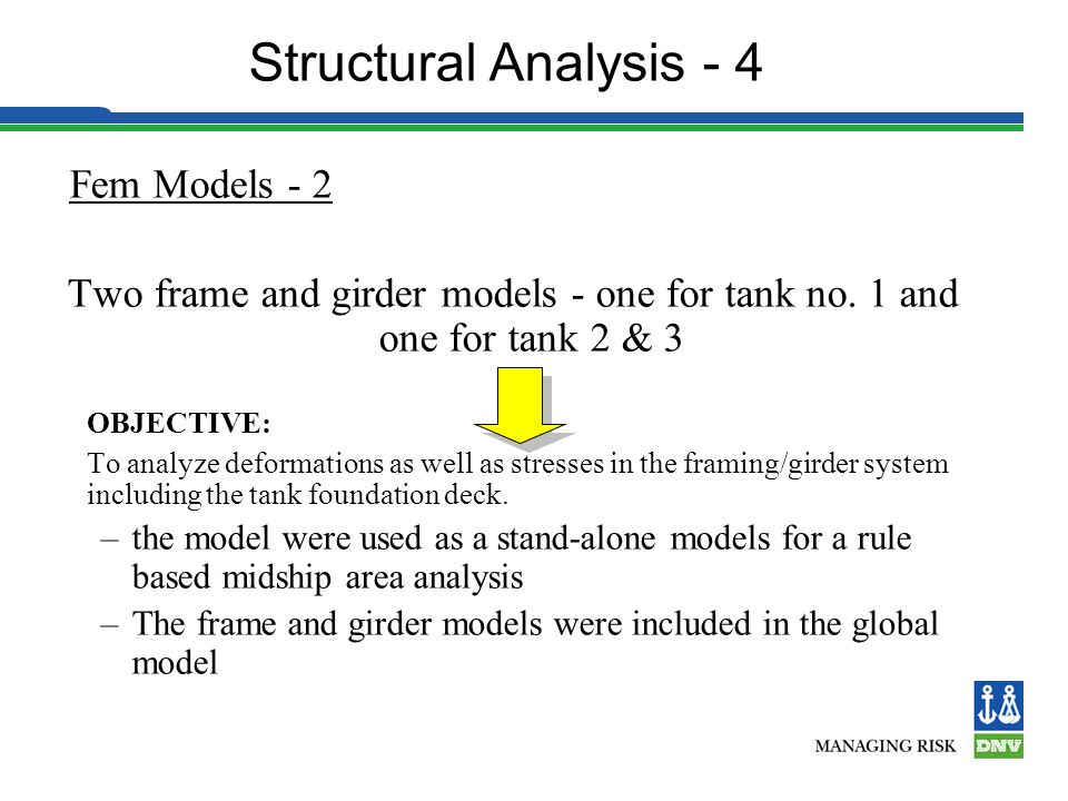 Structural Analysis - 4 Fem Models - 2