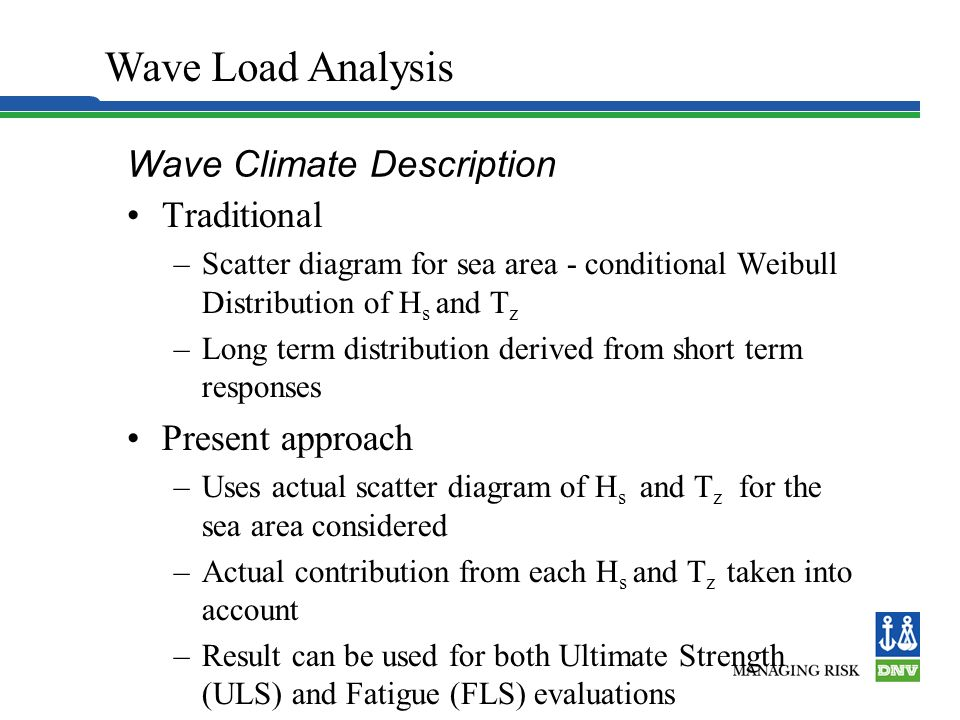 Wave Climate Description