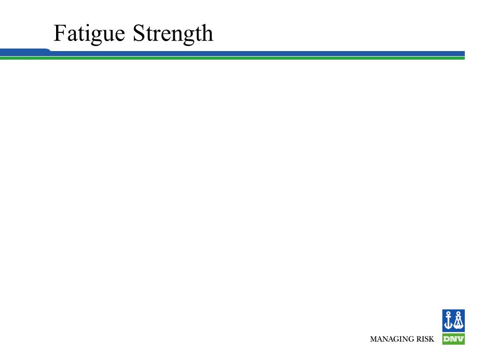 Fatigue Strength