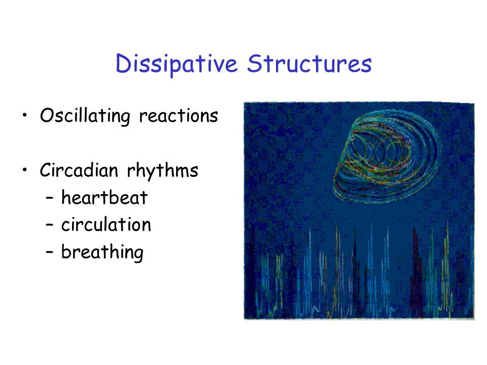 Dissipative Structures