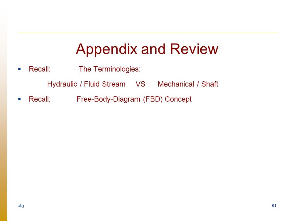 Lecture 6.3: C-Angular Momentum and Turbomachines - ppt download
