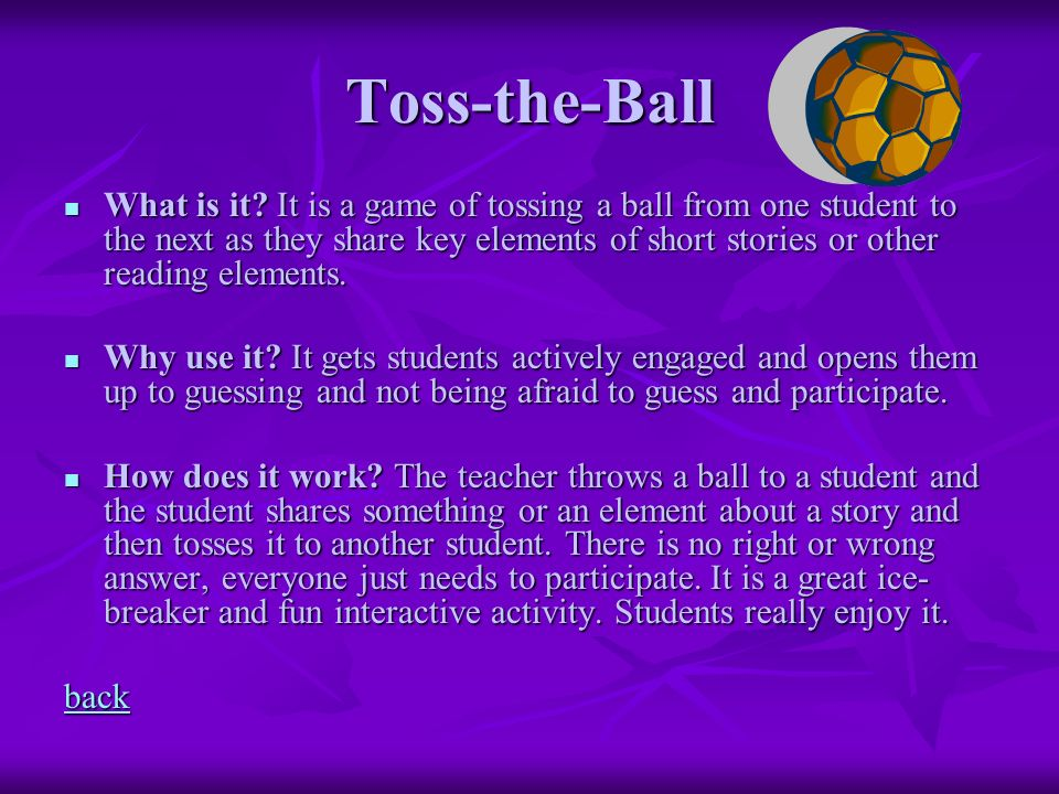 Toss-the-Ball