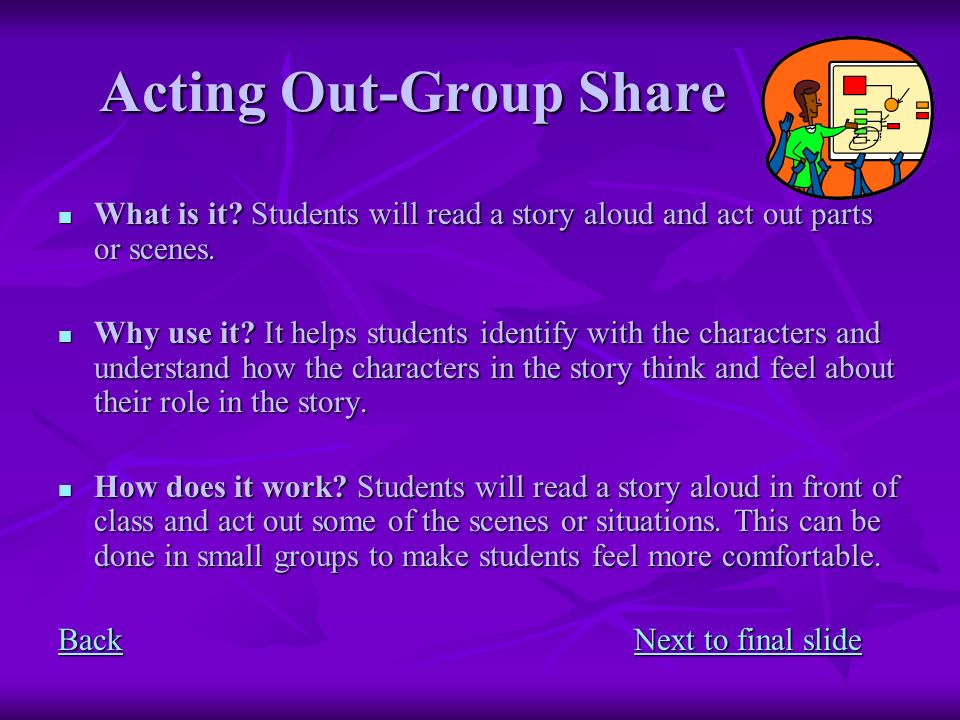 Acting Out-Group Share