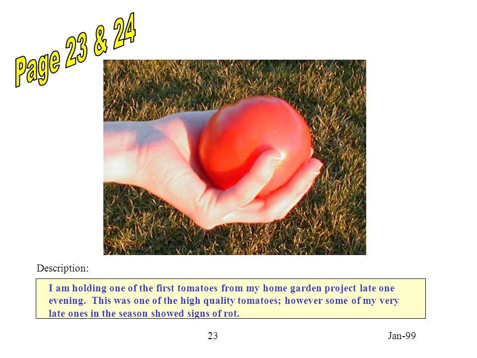 Page 23 & 24 Description:
