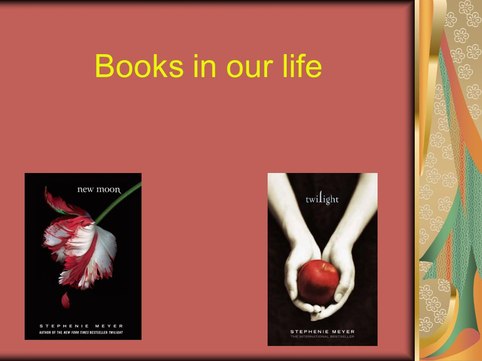 use of books in our life