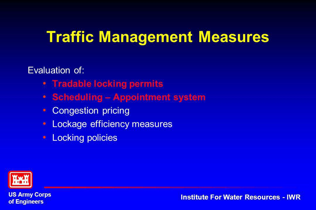 Traffic Management Measures