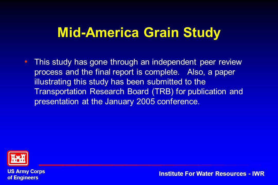 Mid-America Grain Study