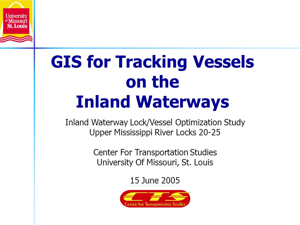 GIS for Tracking Vessels on the
