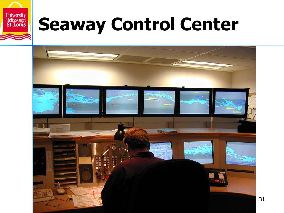 Seaway Control Center