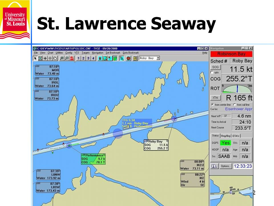 the development of the st lawrence sea way Saint lawrence seaway development corp (slsdc) has ordered an ice-class tug for maintaining the key shipping channel between the north american great lakes and the.