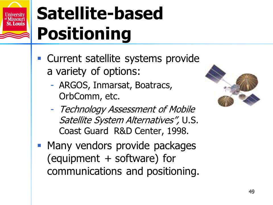 Satellite-based Positioning