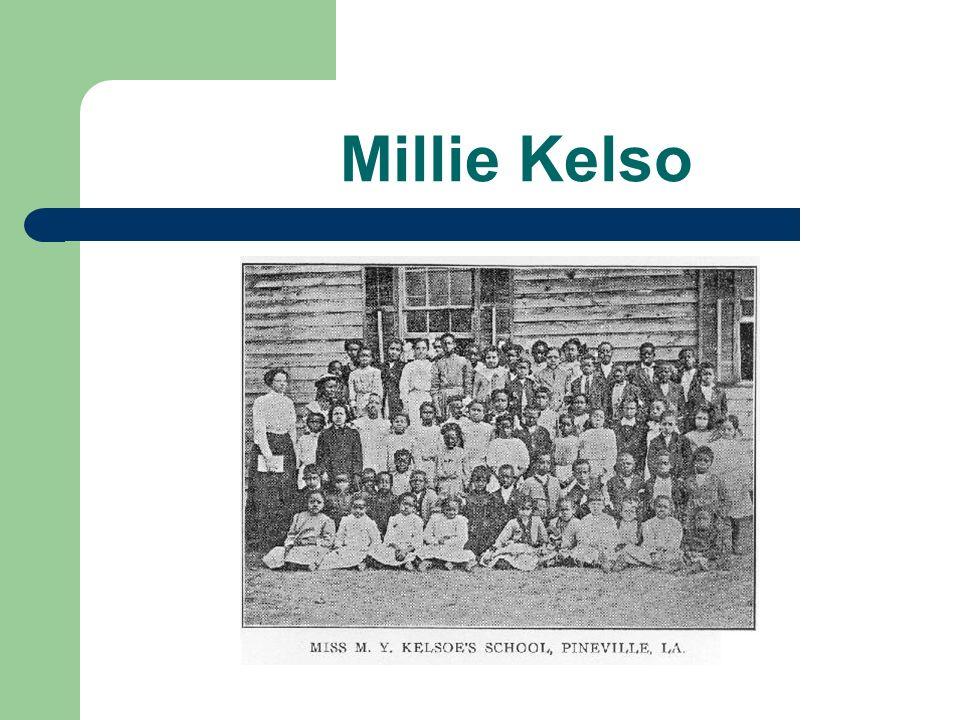 Millie Kelso