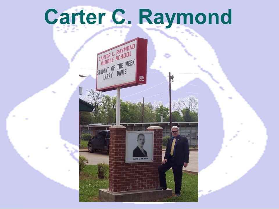 Carter C. Raymond