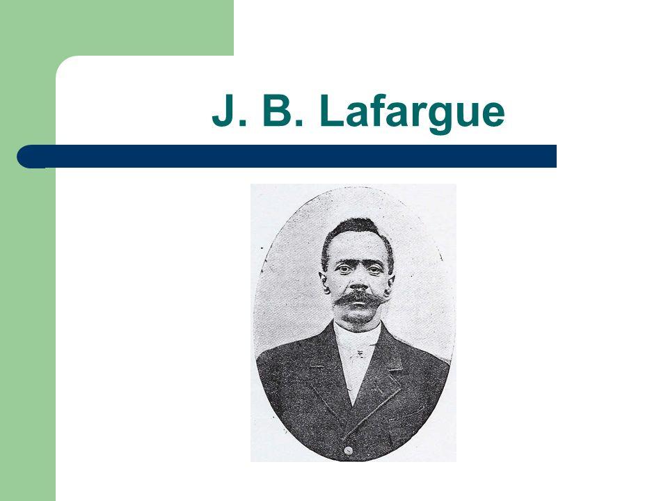 J. B. Lafargue