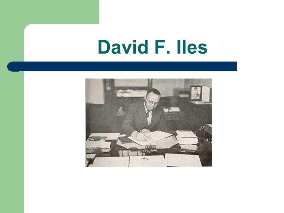 David F. Iles