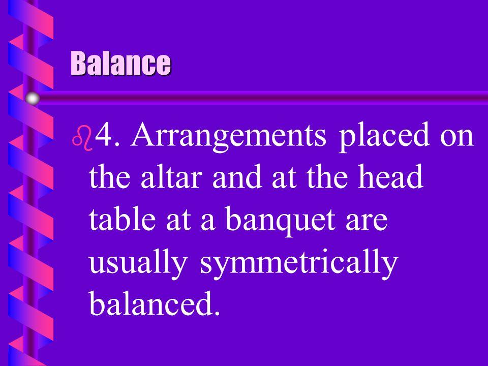 Balance 4.