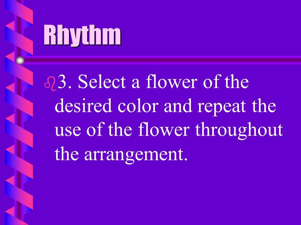 Rhythm 3.