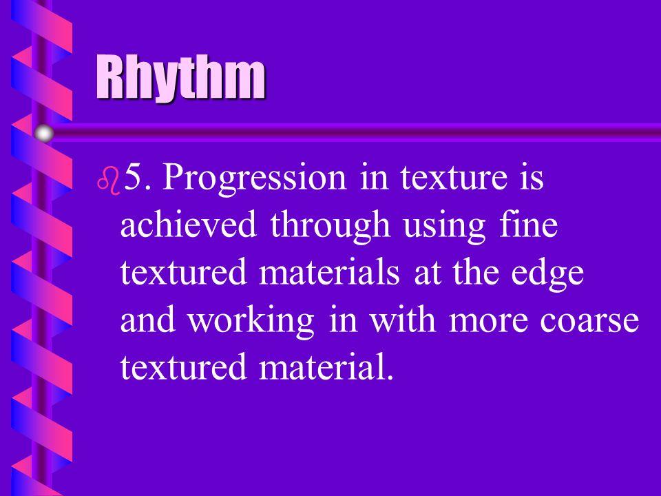 Rhythm 5.