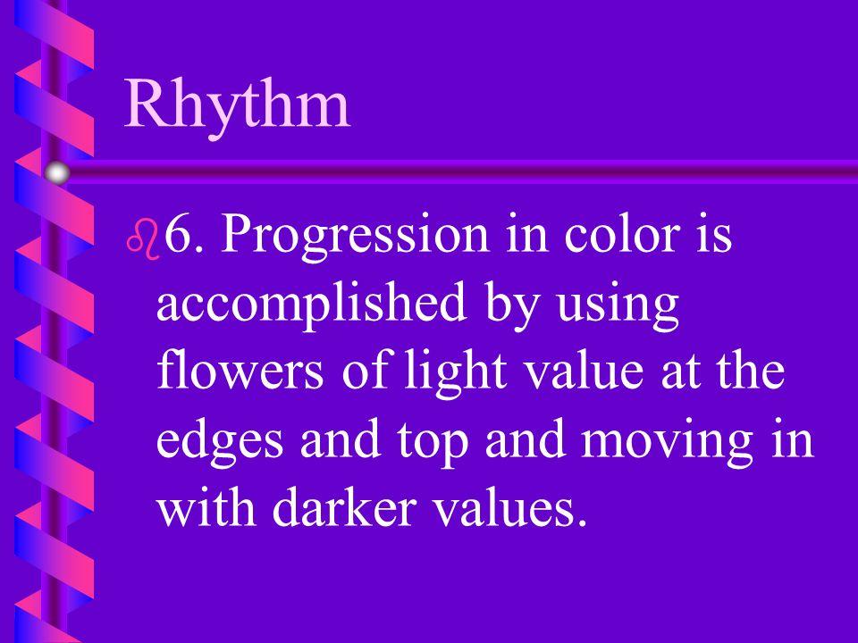 Rhythm 6.