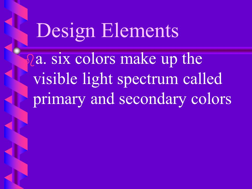 Design Elements a.