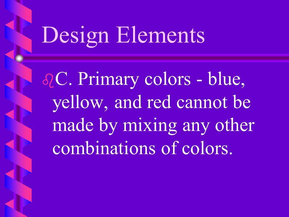 Design Elements C.