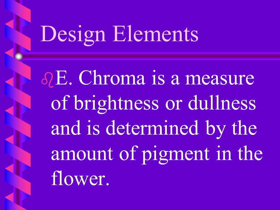 Design Elements E.