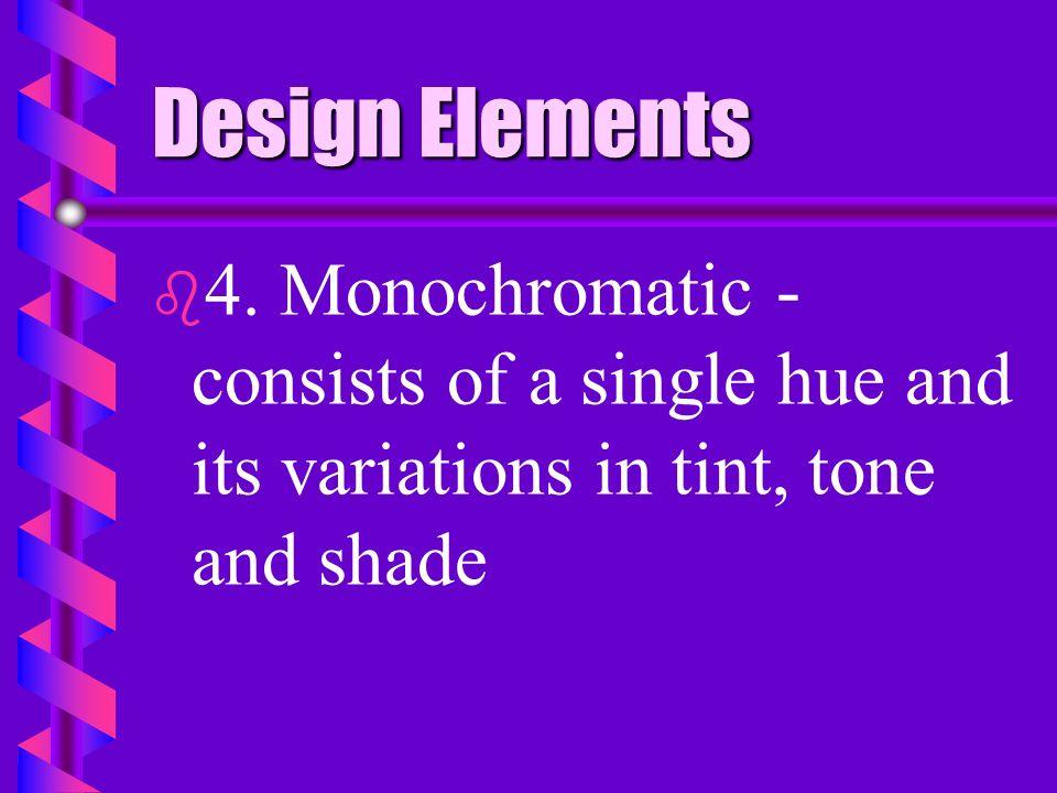 Design Elements 4.