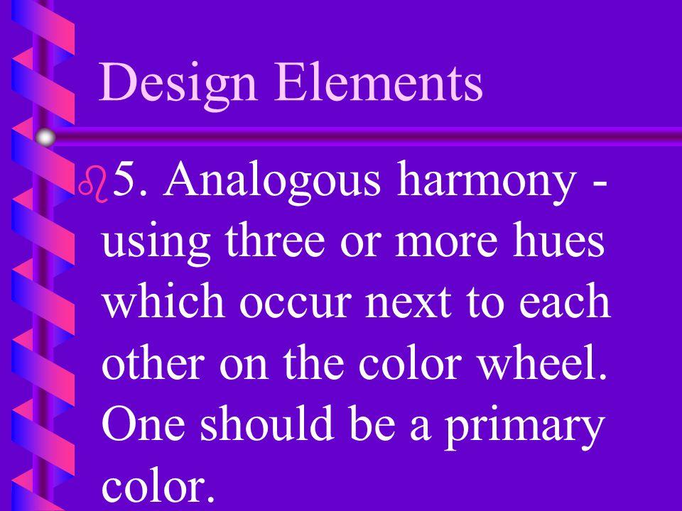Design Elements 5.