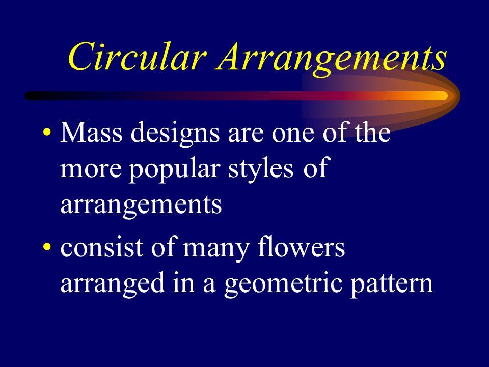 Circular Arrangements