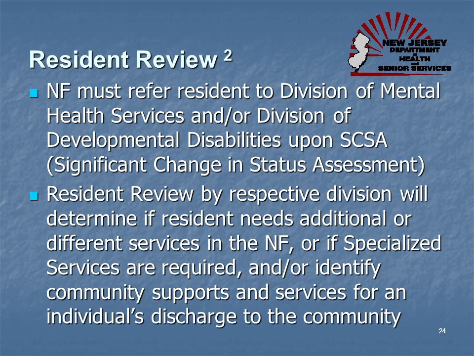 Resident Review 2