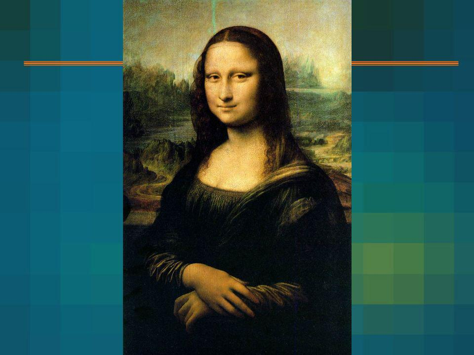 ; Mona Lisa, or La Gioconda (La Joconde), is a 16th century oil painting on poplar wood by Leonardo da Vinci