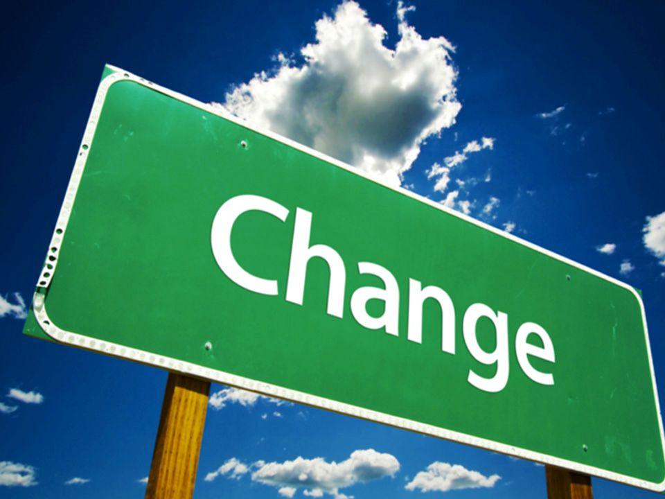 Shrinking the Change