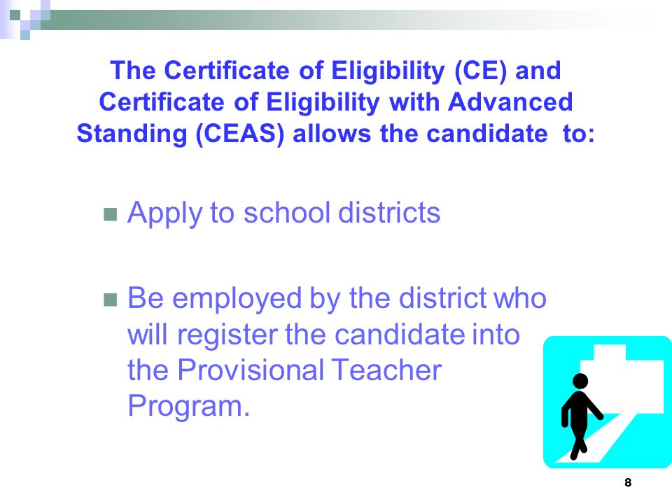 Apply to school districts