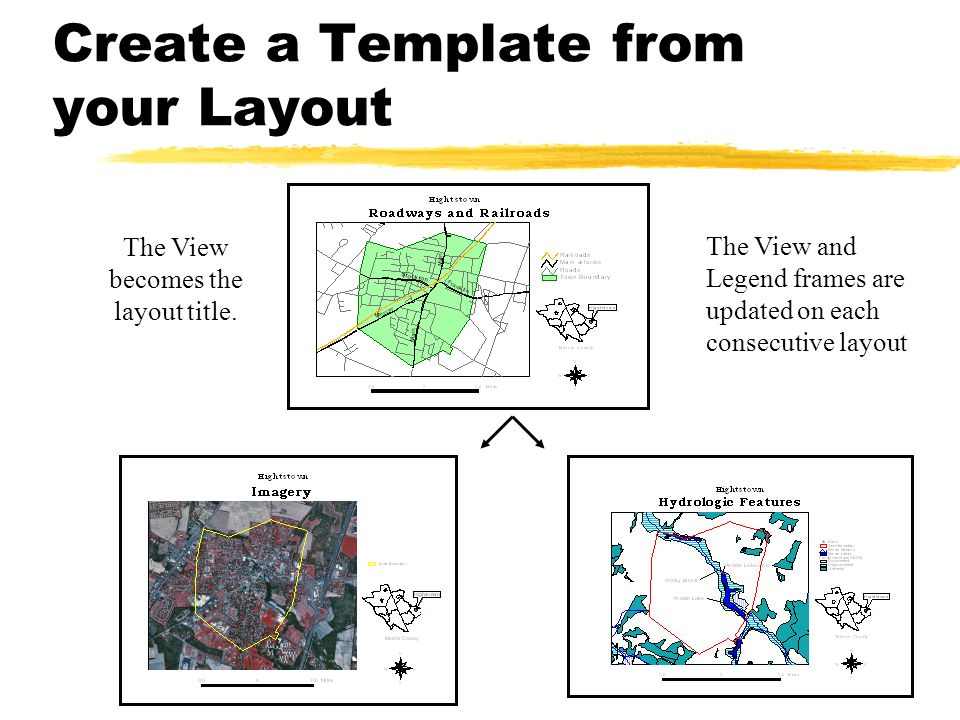 Create a Template from your Layout
