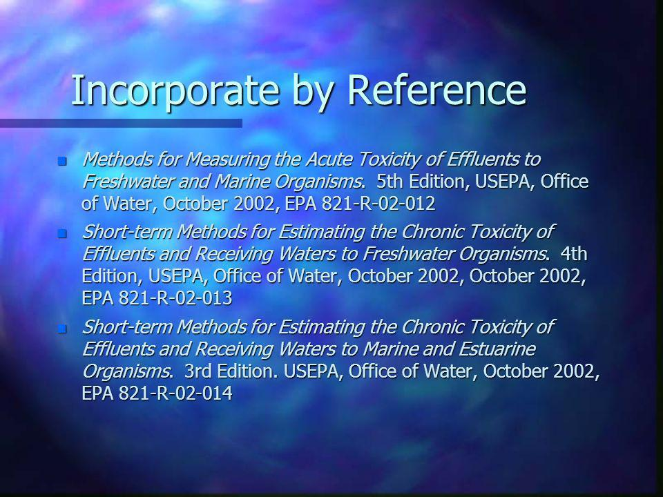 Incorporate by Reference